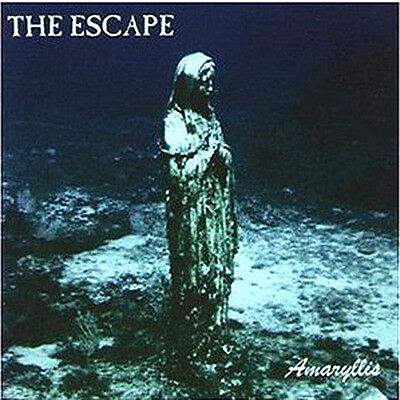 The Escape (German Melodic Wave & Gothic) Amaryllis 1999 CD NEW SEALED RARE