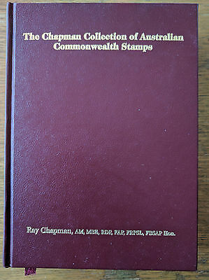The Chapman Collection of Australian Commonwealth Stamps Leather Edition