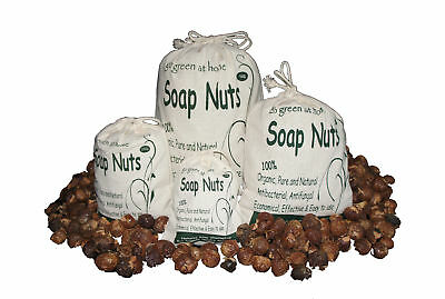 SoapNuts - FREE POST - 100g Soap Nuts - Natures Soap Alternative