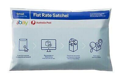 Australia Post eBay Flat Rate Satchel 500g (5 bag pk)