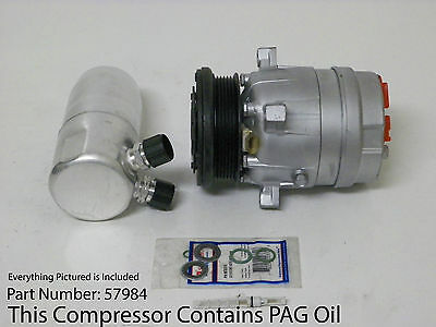 CHEVY GMC C10 Truck * A6 A/c Compressor With Some Brackets