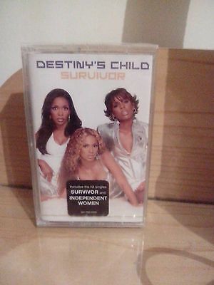 DESTINY'S CHILD: Survivor [Mc]