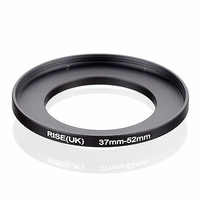 37mm to 52mm 37-52 37-52mm37mm-52mm Stepping Step Up Filter Ring Adapter
