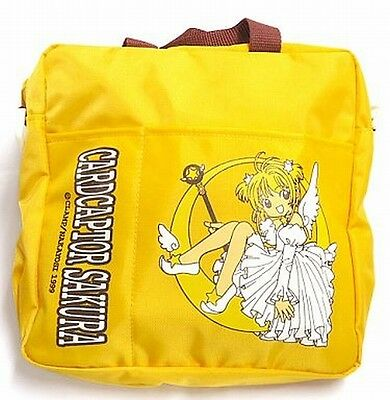clamp Card Captor Sakura limited 3 way backpack shoulder hand bag Satchel School