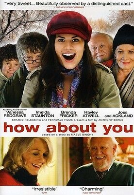 How About You (2009, DVD NUEVO) WS (REGION 1)