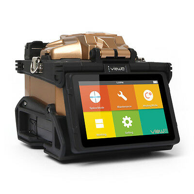 Inno View 1 Fusion Splicer, Clad-Alignment (3-yr Warranty)