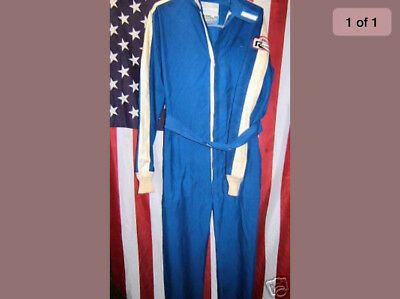Bell Racestar Single Layer Nomex 3 One Piece Driving Suit Blue