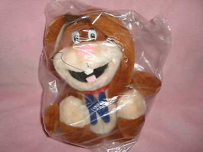 Nestle Quick Chocolate Bunny Rabbit Plush with wired ears