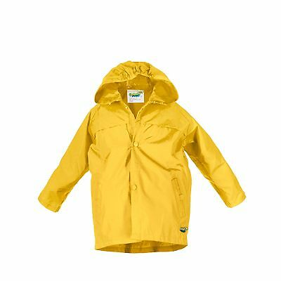 Splashy Nylon Rainwear For Kids - Rain Jacket ~ Bright and Colorful!!
