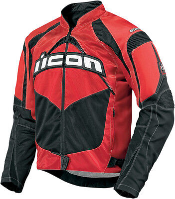 Icon Contra Jacket Red