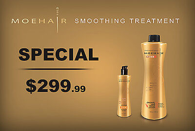 MOEHAIR All in One STRONG keratin hair Treatment  professional   USA formula