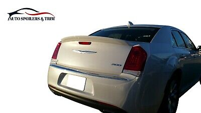 #563 PAINTED FACTORY STYLE SRT SPOILER Fits the 2012 - 2019 CHRYSLER 300