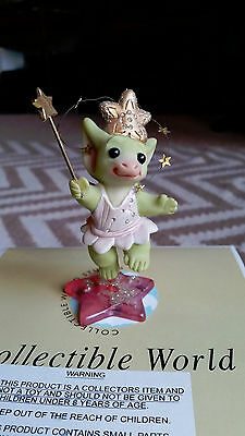"Real Musgrave Pocket Dragon ""and You Get Three Wishes"" Rare - Excellent Cond."