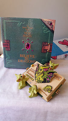 "Real Musgrave Pocket Dragon ""believe In Dragons"" Members Only Special - Exc. Con"