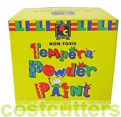 Green Tempera Paint Powder - 1.5kg
