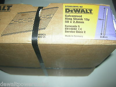 dewalt 50mm ring shank nails fit dcn690 bostitch gf33pt hitachi nr900 bea 090s