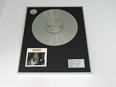 STANLEY CLARKE if this bass could only talk cd PLATINUM DISC RECORD