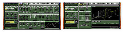 McDSP Synthesizer One - CLEARANCE