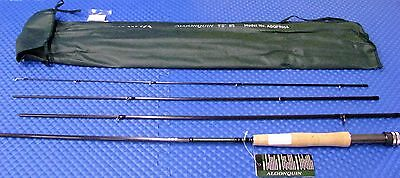Daiwa Algonquin AGQF9054 #5 Pack Fly Rod 4Pc NEW!!
