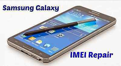 *REMOTE Service For T-Mobile AT&T Galaxy Note 5 Bad IMEI Blacklisted Repair