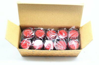 10Pcs Red  AC220V 22mm Thread LED for Electronic Indicator Signal Light