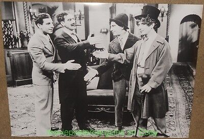 THE MARX BROTHERS MOVIE POSTER 1990's Commercial Print 25x38 Inch Groucho Marx