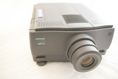 In Focus Systems Litepro 580 Projector