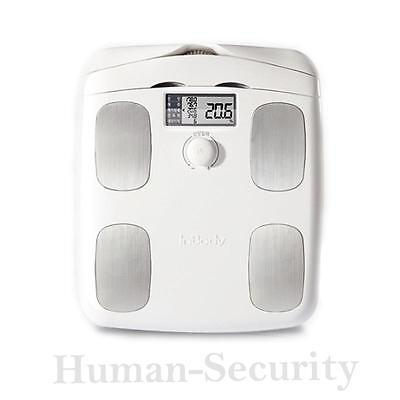 NEW InBody H20B Body Fat Analyzer Weight Muscle measured within 5seconds Scale