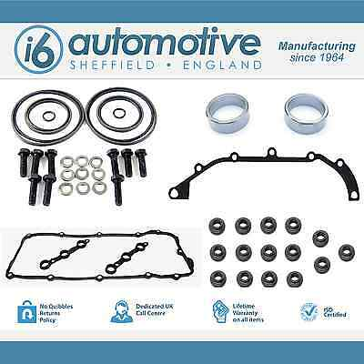 For Bmw Double Twin Dual Vanos Seals Repair Set Kit M52 M54 M56 With Gaskets