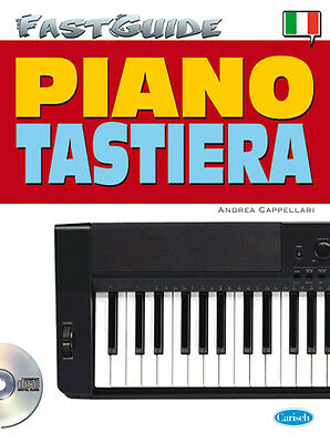 Fast Guide: Piano/tastiera + Cd