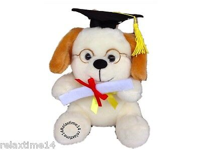 """graduation dog tiny beige 6/"""" combined with brown"""