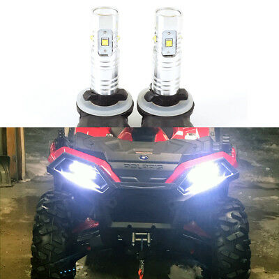 GENSSI LED Light Bulbs Fits Polaris 4010253 Sportsman Two Pieces