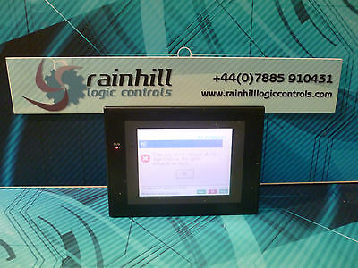 Omron NS5 SQ01B V1, HMI, Operator Interface. (Does Not Include VAT)