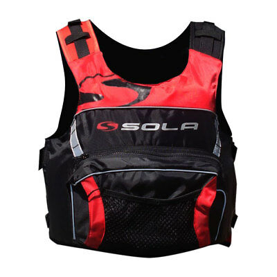 Sola Scream Kayaking Buoyancy Aid - Red