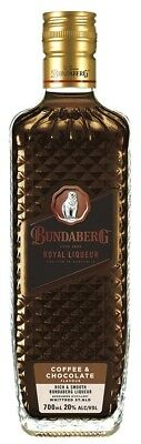 Bundaberg Rum Royal Liqueur Coffee & Chocolate 700ml