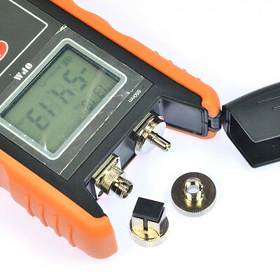 All-in-One Optical Power Fiber Meter & 10mW Visual Fault Locator TL-560
