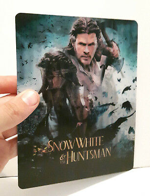 Snow White and the Huntsman Lenticular Magnet cover Flip effect for Steelbook