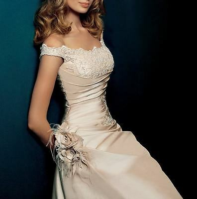 2018 Abiti da Sposa vestito nozze sera wedding evening dress