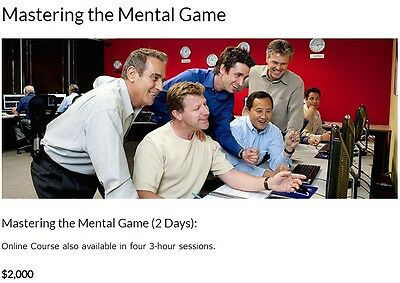 Xlt Mastering The Mental Game