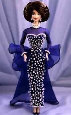 Barbie - Evening Pearl - The Presidential Porcelain Collection 12825