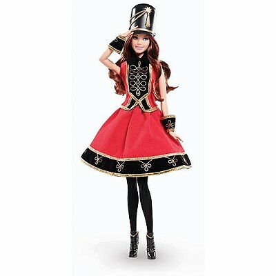 Barbie FAO Schwarz Toy Soldier Doll Brunette