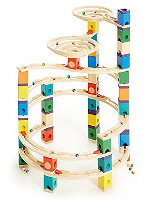 Quadrilla Marble Run Construction Cyclone Quality Time Playing Together Safe Pla