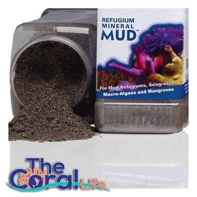 CaribSea Refugium Mineral Mud (1 Gallon) **FREE USA SHIPPING**