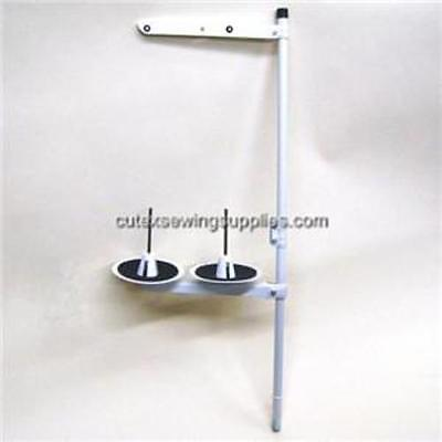 Industrial Sewing Machine 2-Spool Thread Stand Set