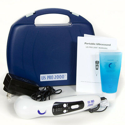 US Pro 2000 Professional Series Ultrasound Portable Therapy Unit  2nd Edition