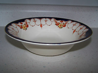 Myott And Son Co. England -  Rosemary 8 1/2'' Round Open Vegetable Serving Bowl