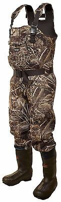 FROGG TOGGS BullTogg 5mm Bull Hide NEOPRENE CLEATED BOOTFOOT CHEST WADER 271596
