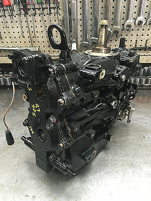 1997 Evinrude Johnson 40 50 Hp 2 Stroke Outboard Engine Powerhead Freshwater MN