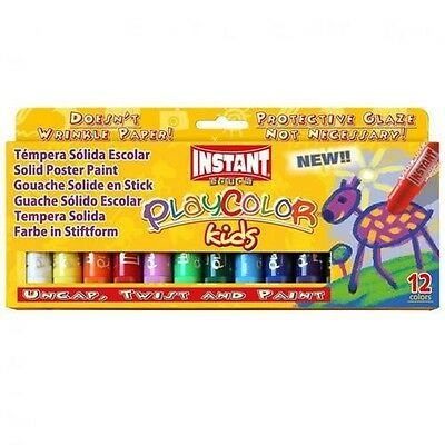 Paycolor Kids Poster Paint 12 Colors, Solid