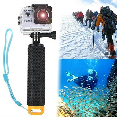 Waterproof Hand Grip Handle Mount Float Accessory For GoPro Hero 2/3/3+/4 Camera